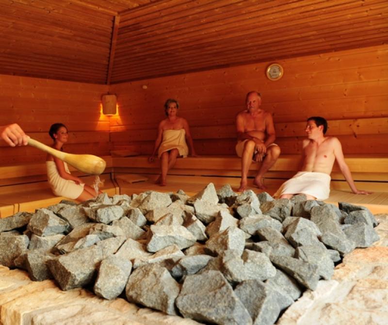 Embricana Sauna