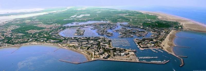 Hafen Südfrankreich