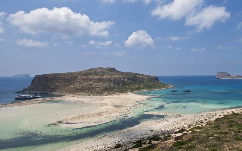 Kreta, Chania, Balos