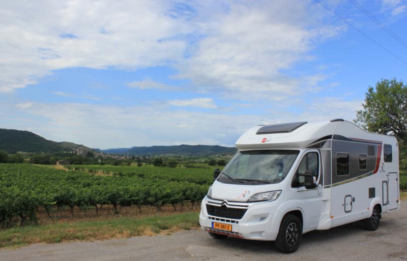 Een tussenstop in de Drôme