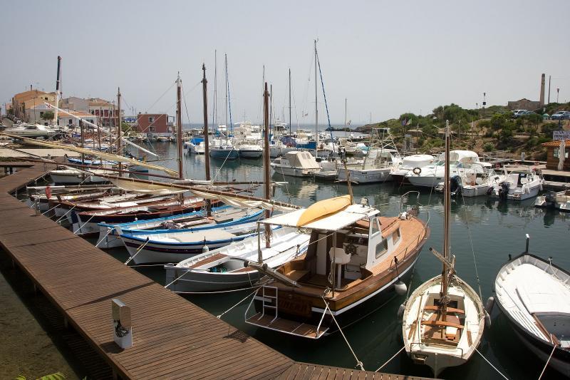 Harfen Sardinien