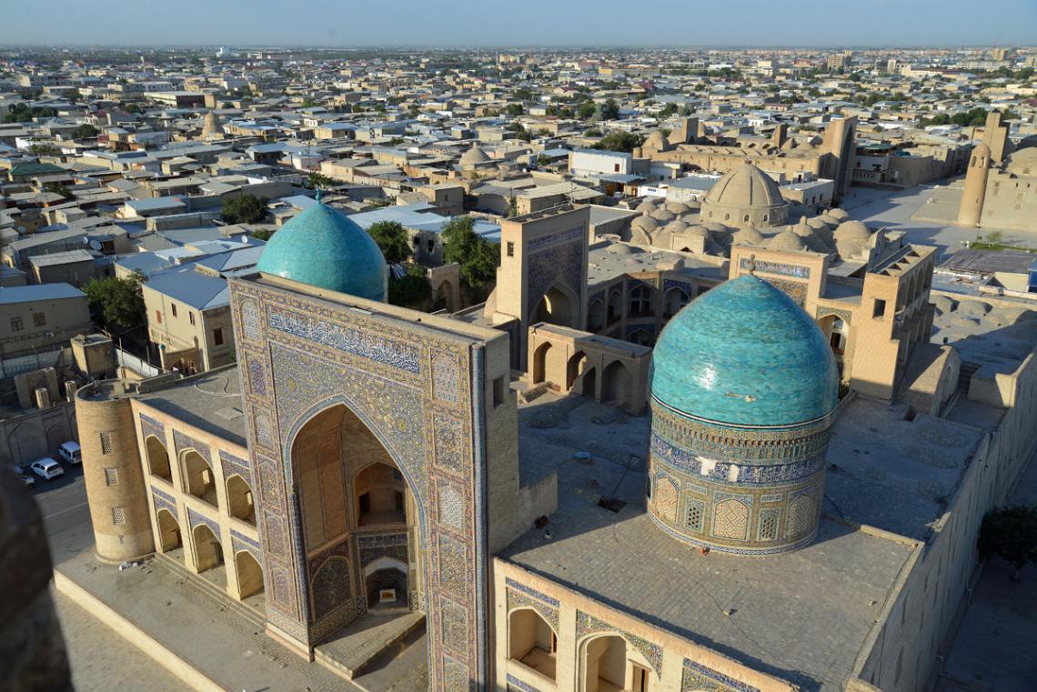 Medrese Kalon Buchara, Usbekistan
