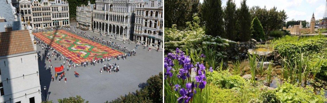 Mini-Europe Brüssel