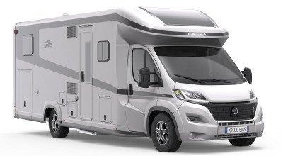 Laika Wohnmobil Kreos Modell 2022 von außen