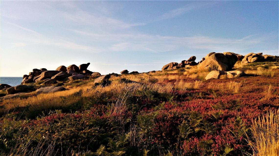 Fascinating unspoilt landscape, Brittany