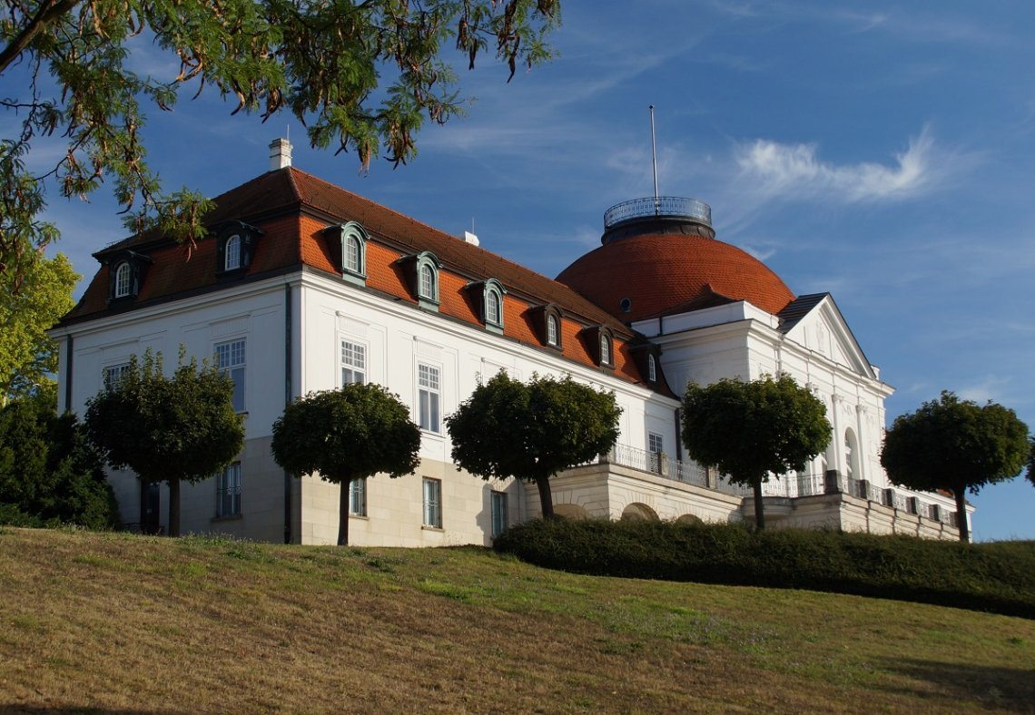 Schiller Nationalmuseum in Marbach am Neckar