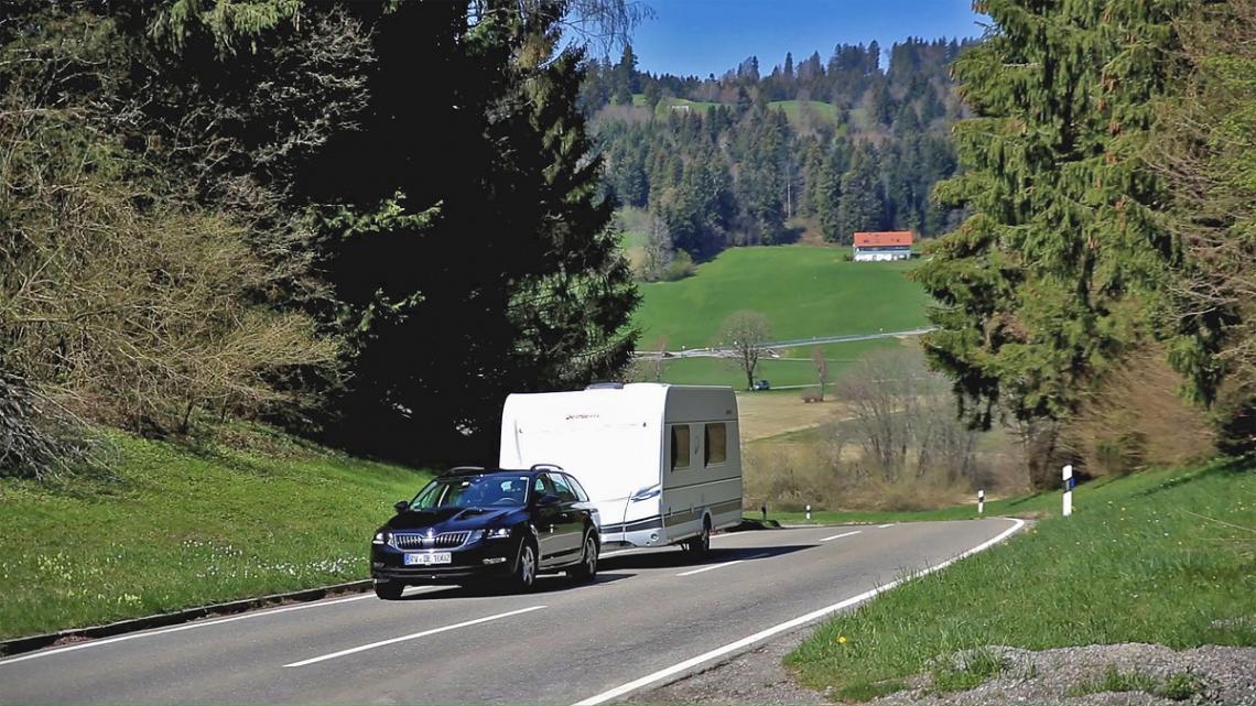 Hier finden Sie die verschiedenen Wohnwagen-Modelle von Dethleffs