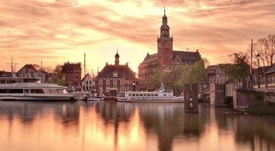Kamperen in Friesland