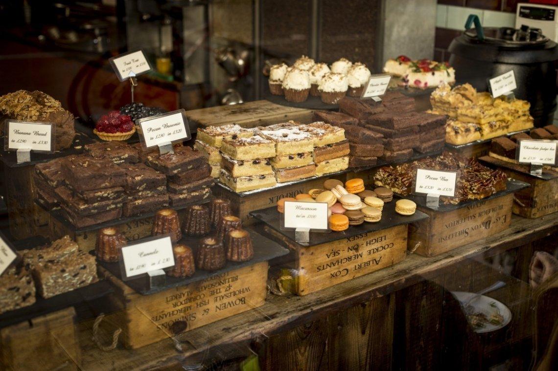 Brugge is rijk aan ongeveer vijftig chocoladewinkels