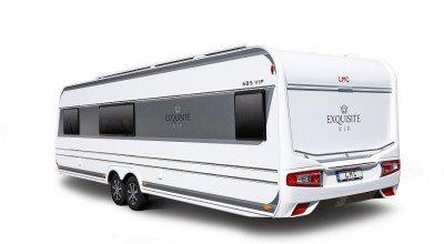 LMC Wohnwagen Exquisite VIP von außen