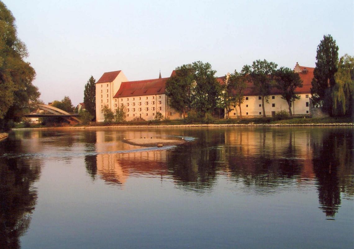 Schloss Straubing an der Donau