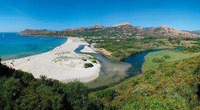 Wandertipp Korsika: Punta Liatoghju und Plaged'Ostriconi
