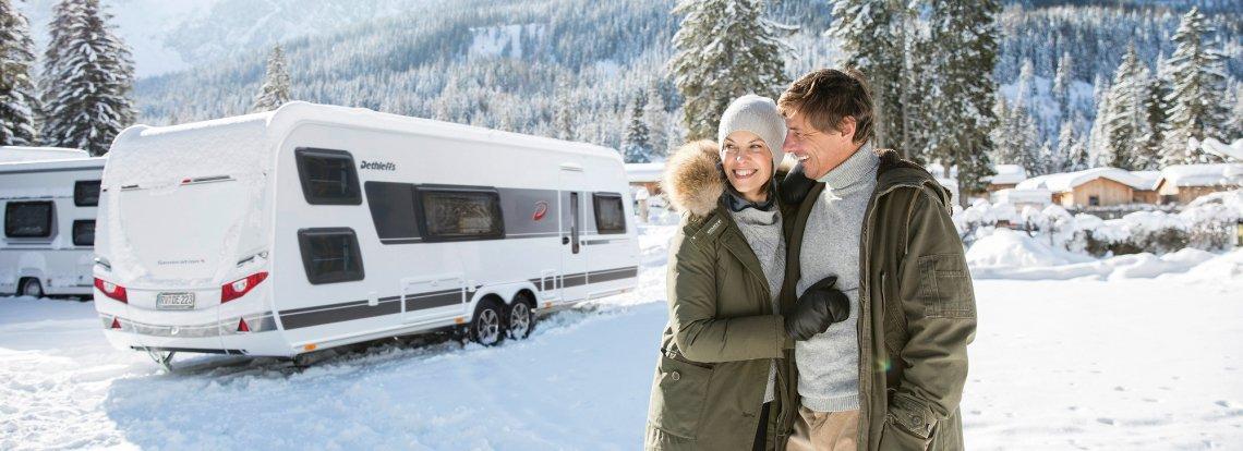 Infos zu den Winter-Caravan Modellen Generation Scandinavia