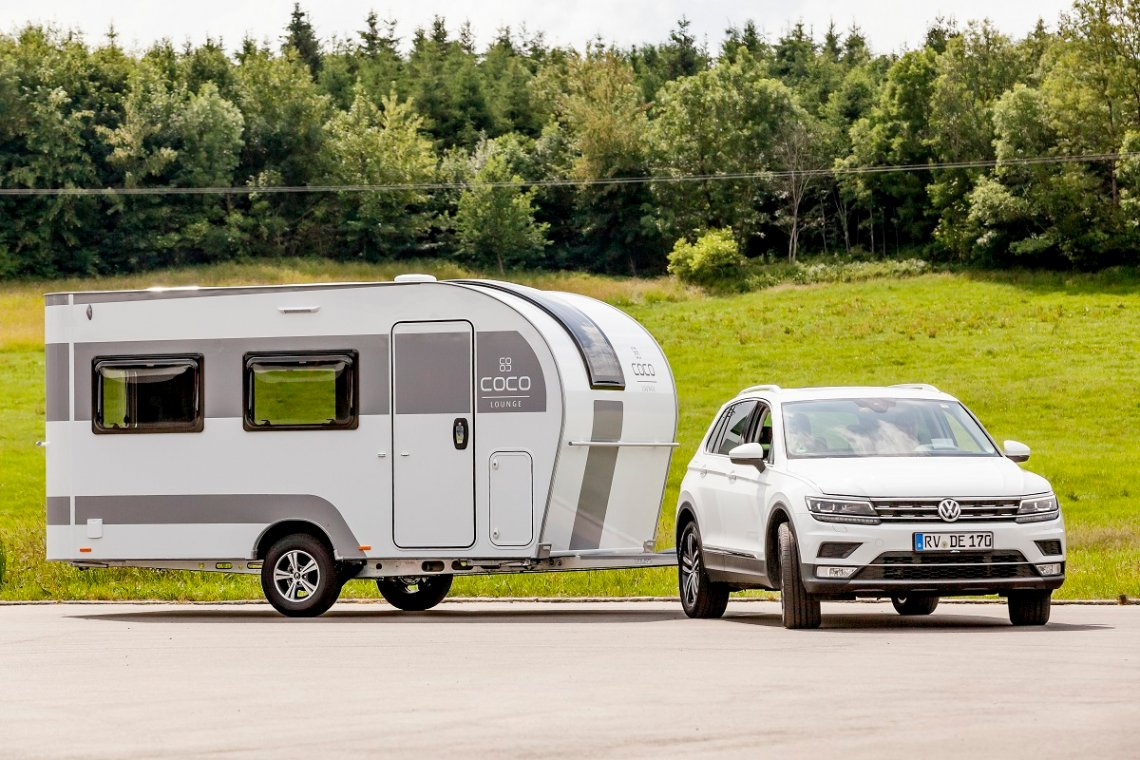 Hier erfahren Sie mehr über den Kompakt-Wohnwagen Coco