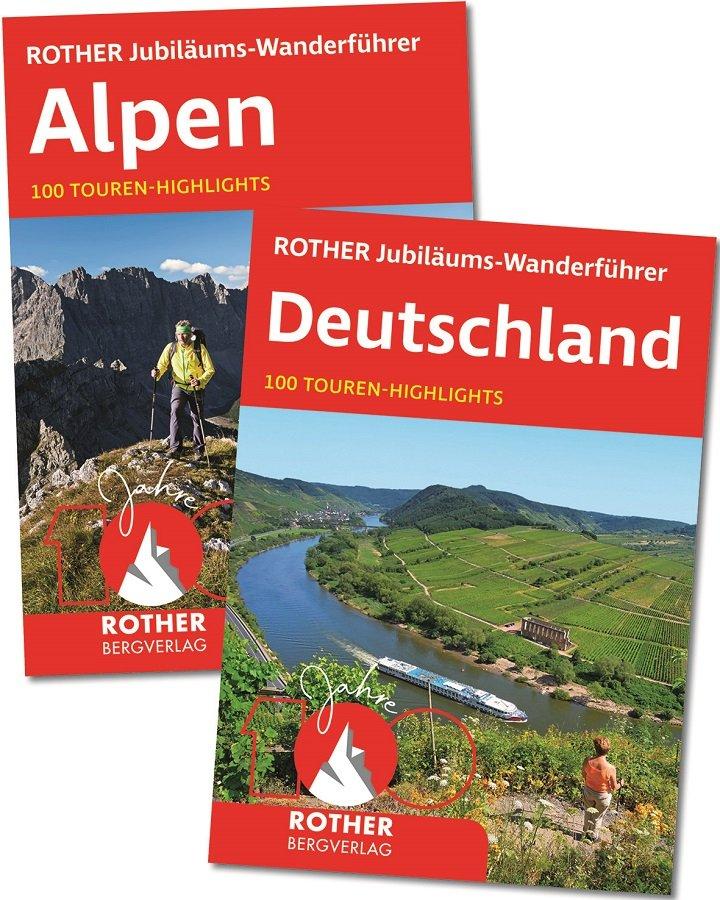 Mehr Infos zu den Jubiläumswanderführern