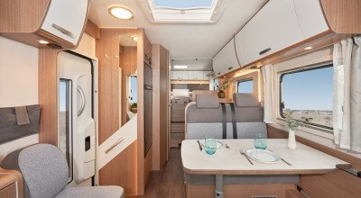Innenraum Reisemobil Carado I338 Modelljahr 2022