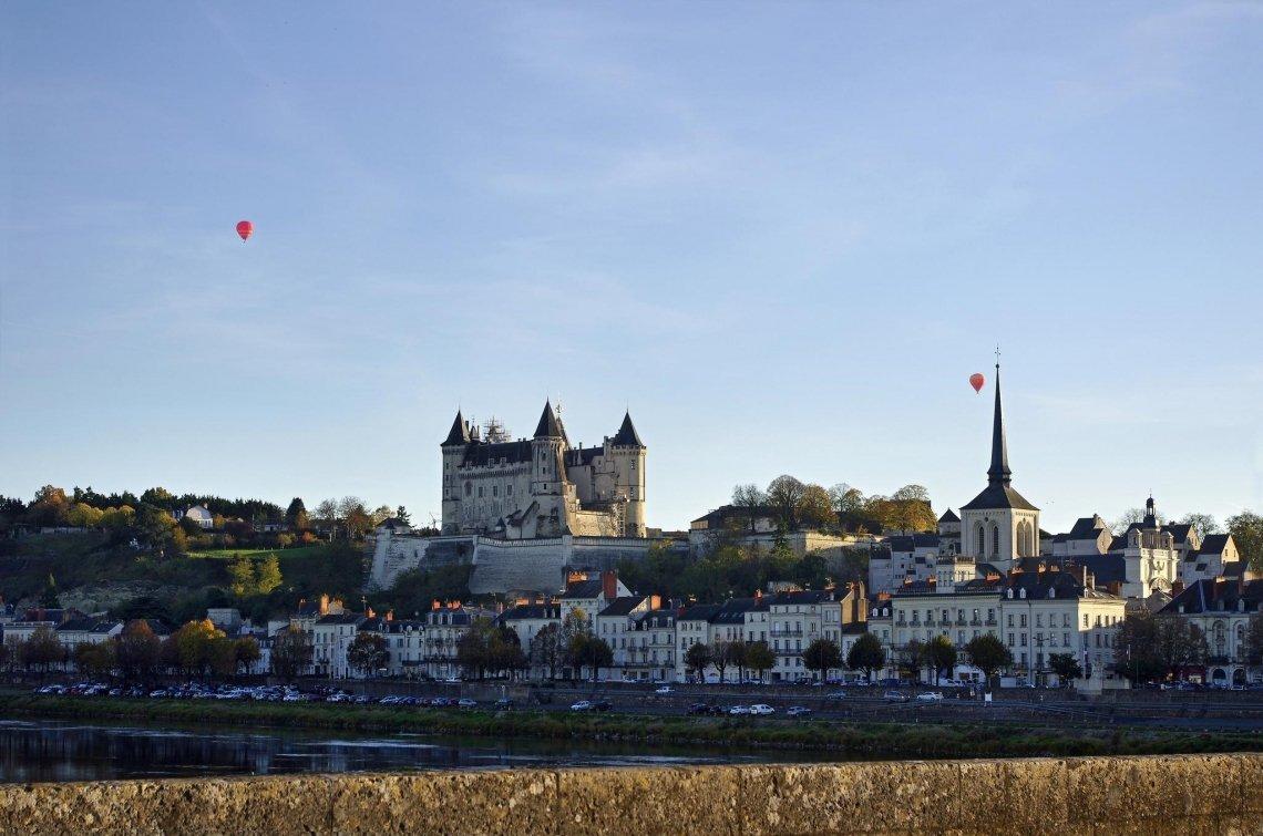 De Loirestreek is een karaktervolle streek.