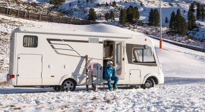 learn more about the integrated motorhomes by Hymer