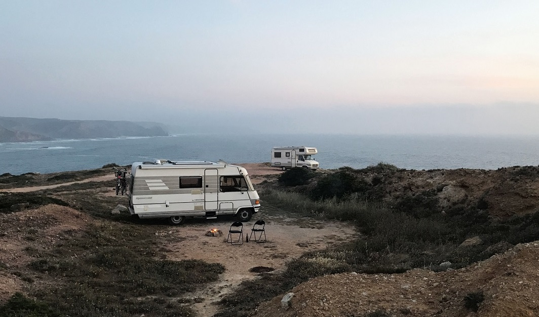 Mobile home holiday in Portugal