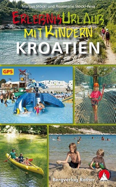 mehr zum Familien Erlebnisführer Kroatien im Rother Onlineshop
