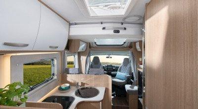 Innenraum Carado Wohnmobil T338 Modelljahr 2022