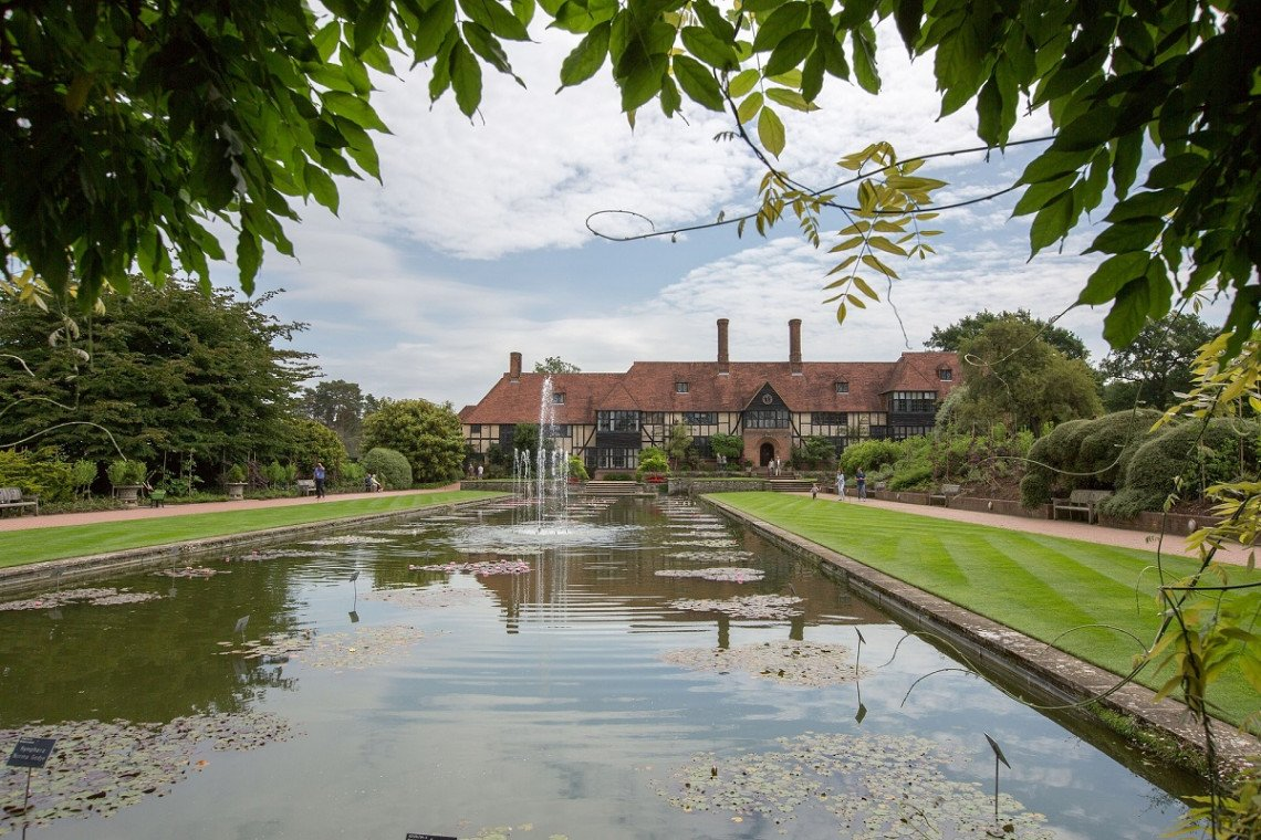 Garten der Royal Horticultural Society in Wisley, Surrey