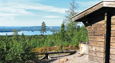 Wandertipp Schweden: Rundwanderung bei Falun in Dalarna