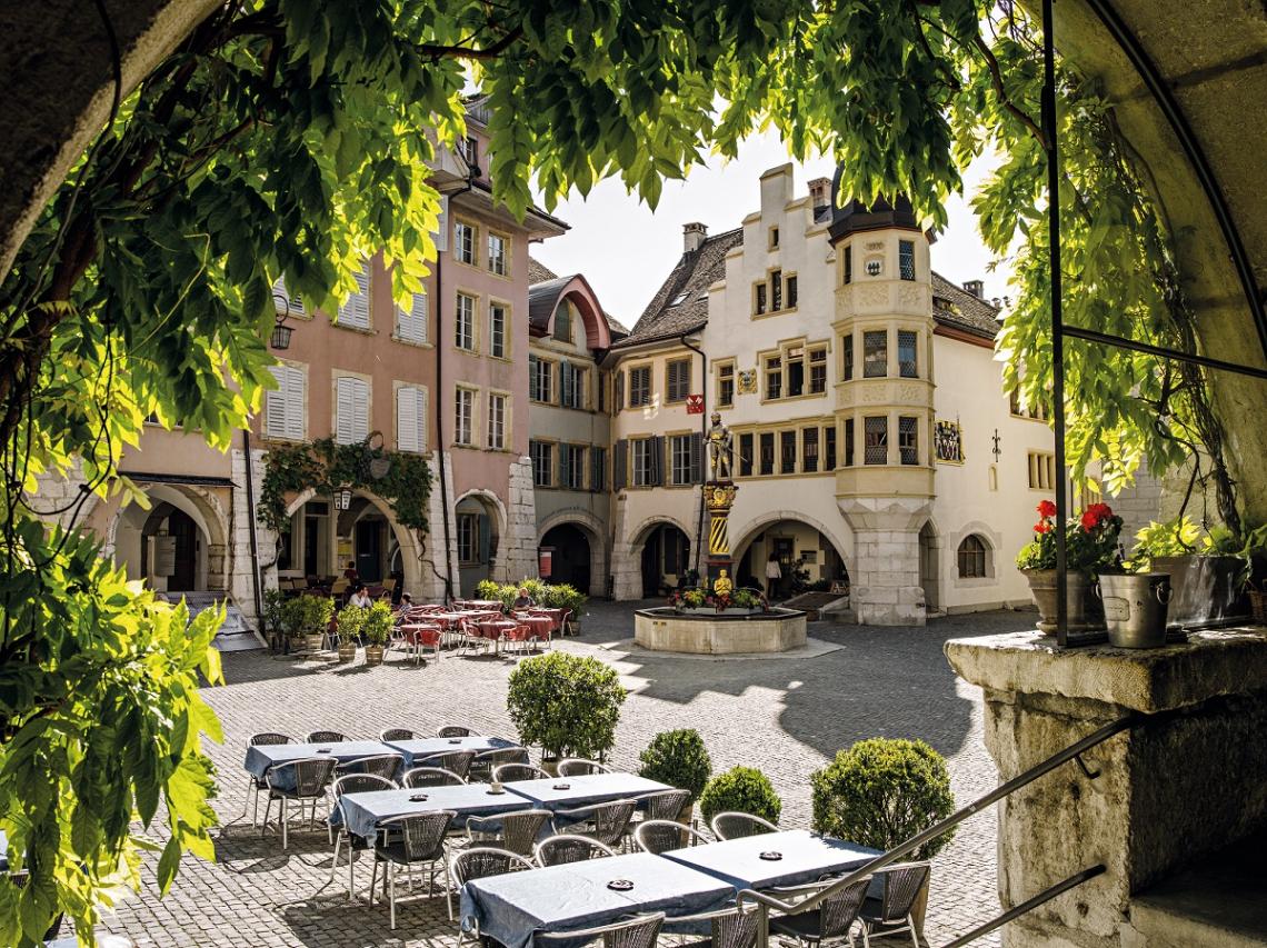 Altstadt von Biel