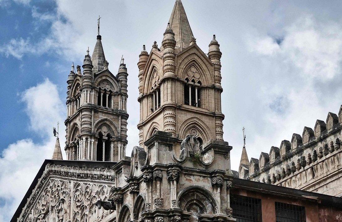 Cattedrale di Palermo, Sicilië