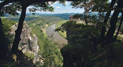 Wandertour im Elbsandsteingebirge