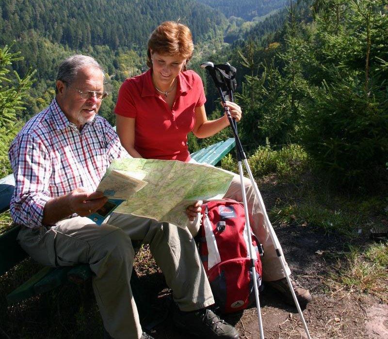 Schwarzwaldregion Calw Teinachtal
