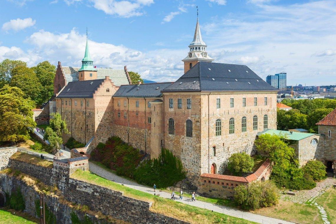 Sehenswürdigkeit Festung Akershus, Oslo