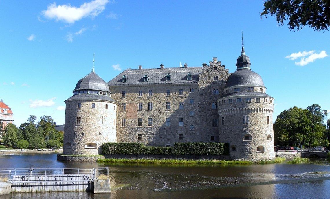 Schloss Örebro, Schweden