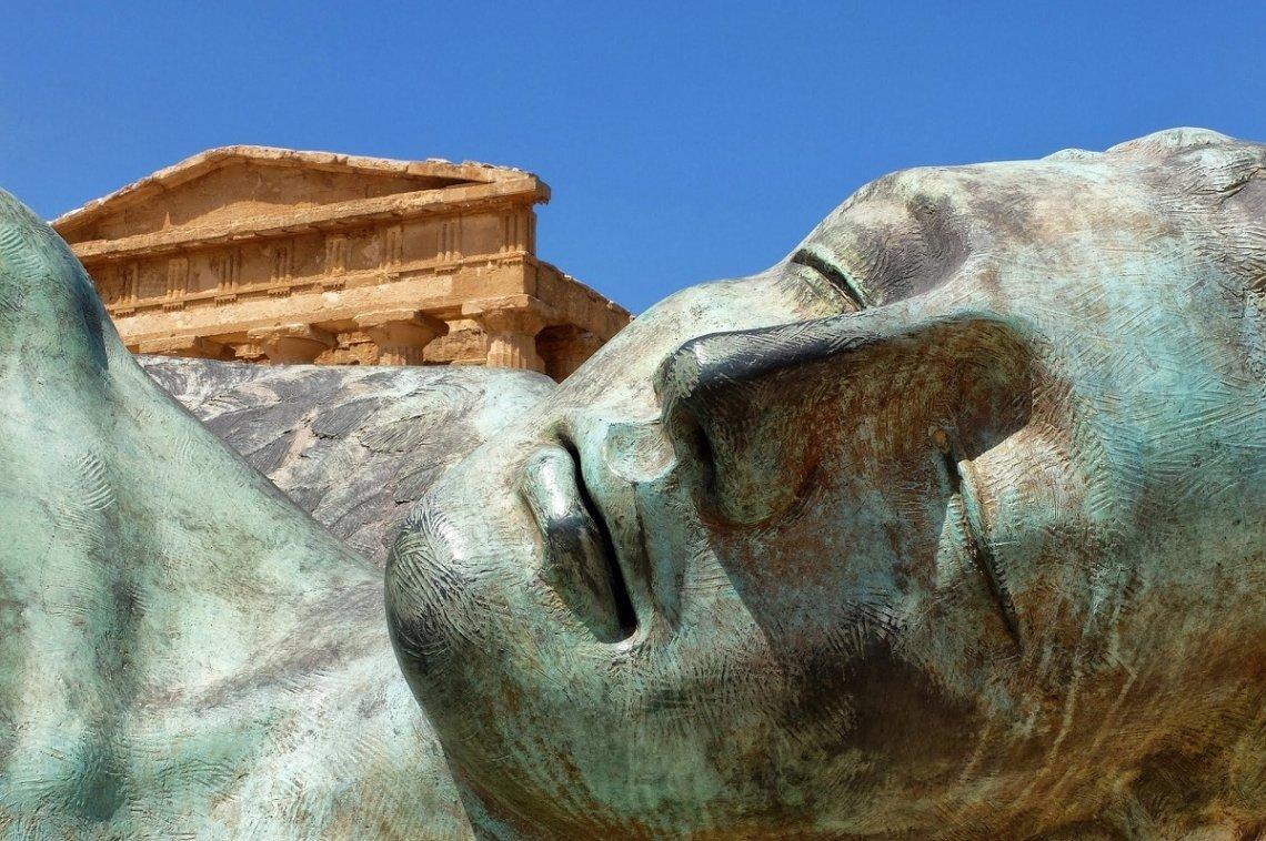 Vallei van de Tempels, Agrigento, Sicilië