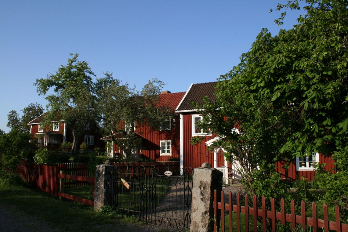 Sevedstorp Noisy Village Sweden
