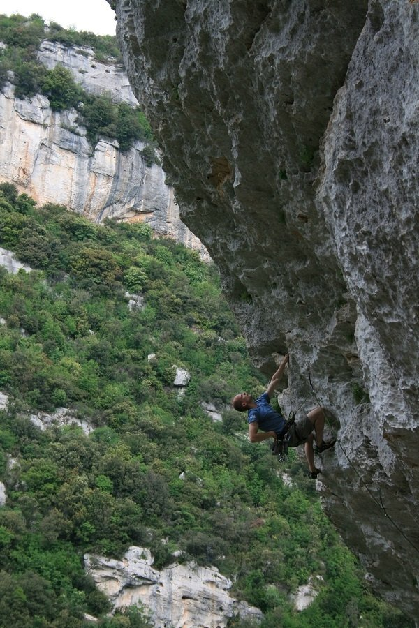 Rock Climbing Finale Ligure, Italië