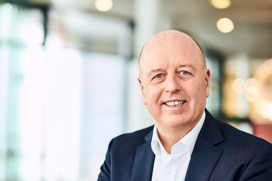 Portrait Martin Brandt, CEO Erwin Hymer Group