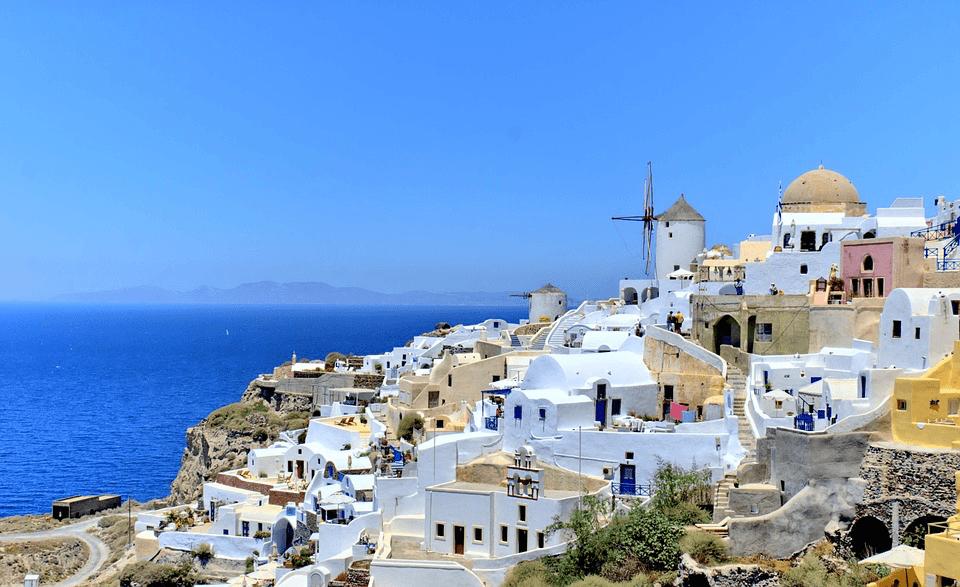 Griekenland: een echt zonzekere bestemming in het najaar.