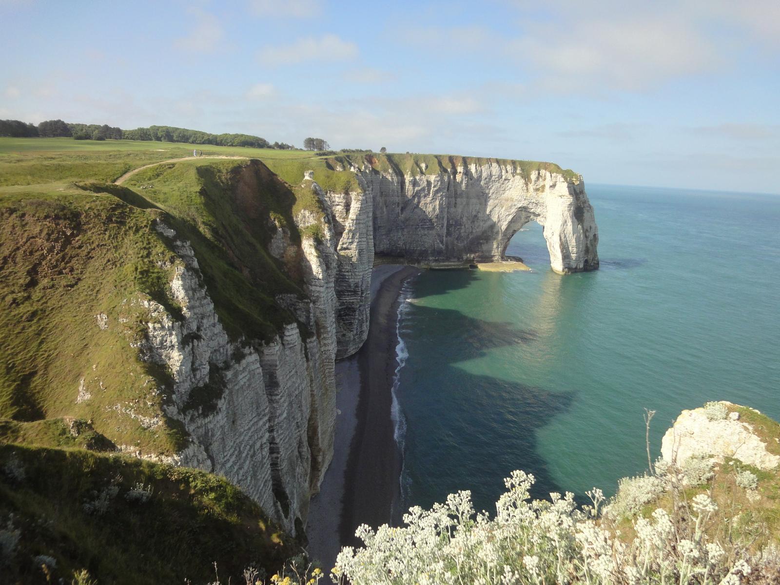 Normandie und Bretagne - FREEONTOUR