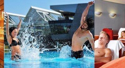 Ein Erlebnisstag im Bade-, Sauna- & Wellness Paradies Fildorado