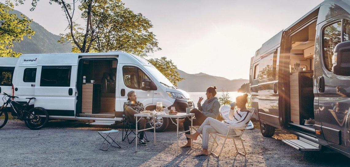 Sunlight Campervans am See