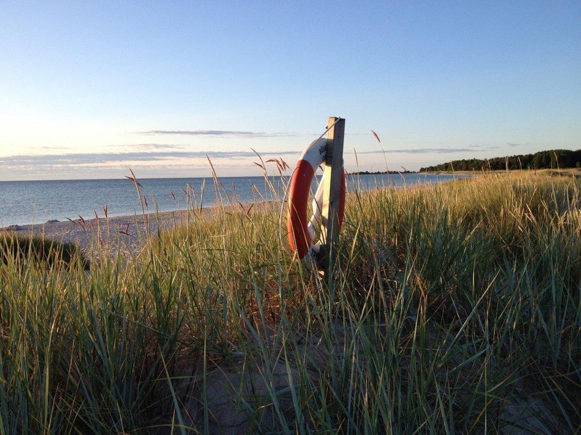 stranden Öland