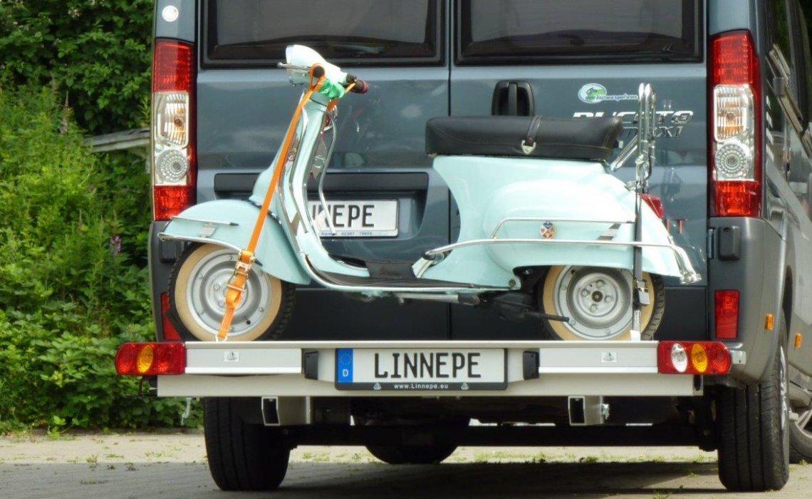 SlidePort Heckträger Camper Van
