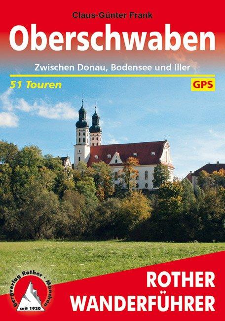 Buchtitel Rother Wanderführer Oberschwaben