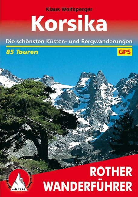 zum Wanderführer Korsika im Onlineshop des Bergverlag Rother