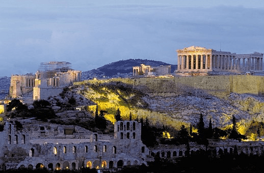 Athene: goed vertoeven in het najaar.