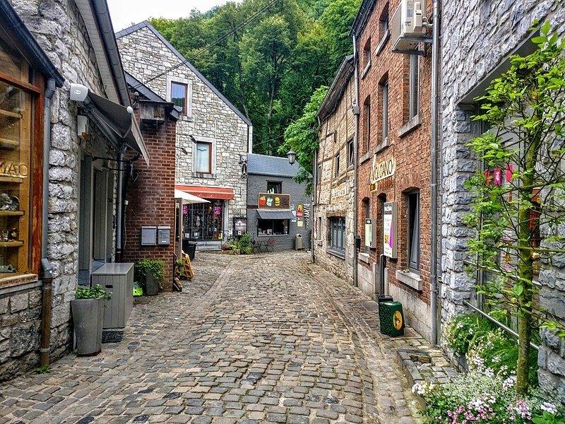 Durbuy: het kleinste stadje in de Belgische Ardennen