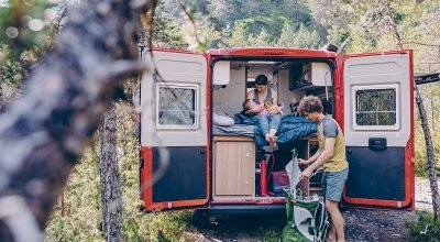 Learn more about the Campervans by Sunlight