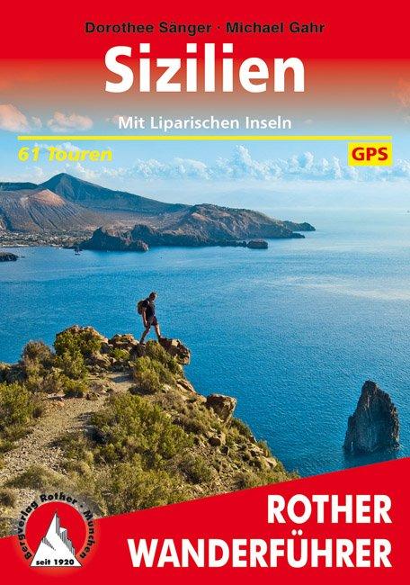 Wanderführer Sizilien Bergverlag Rother
